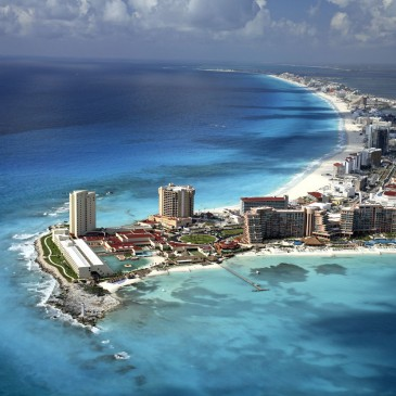 Top 10 Resorts All Inclusive em Cancún no México