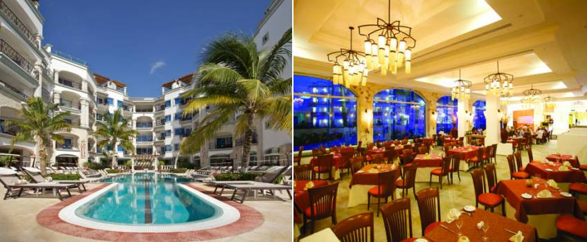 The Royal Playa del Carmen-All Inclusive em Cancún