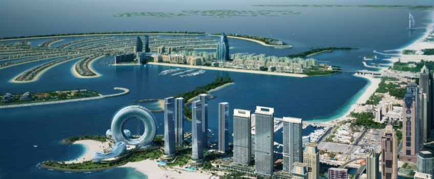 Os Hotéis Mais Luxuosos de Dubai