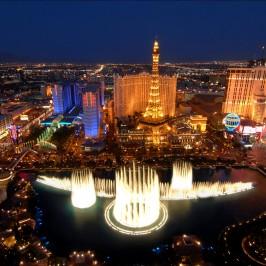 Hotéis Baratos na Strip em Las Vegas