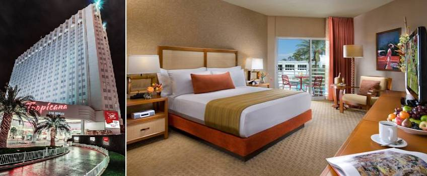 Tropicana a DoubleTree by Hilton Hotel and Resort em Las Vegas