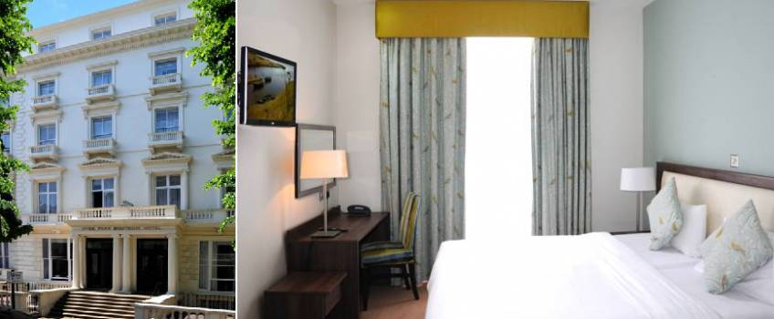 Hot is baratos no centro de londres dicas de hot is for Hotel boutique londres