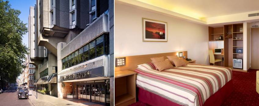 St Giles London – St Giles Classic Hotel em Londres