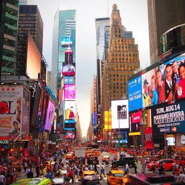 Aluguel de Apartamento em Nova York, na Times Square