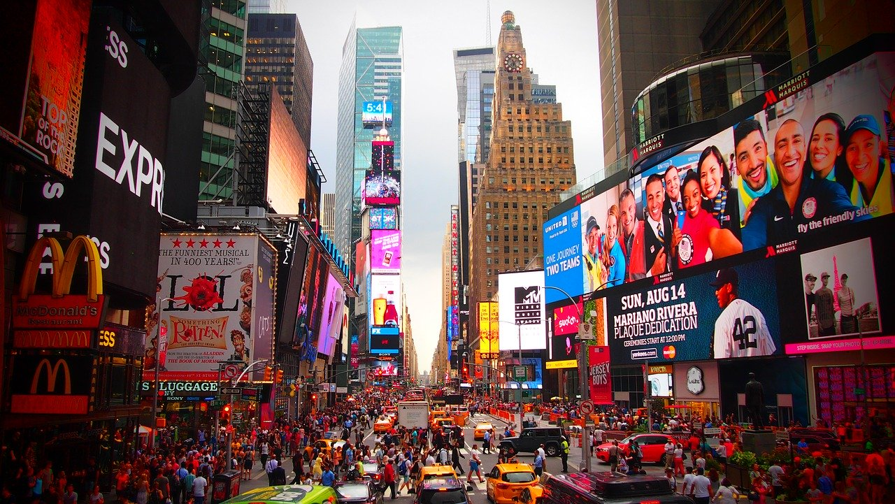 Aluguel de apartamento em nova york na times square for Best online store for artists