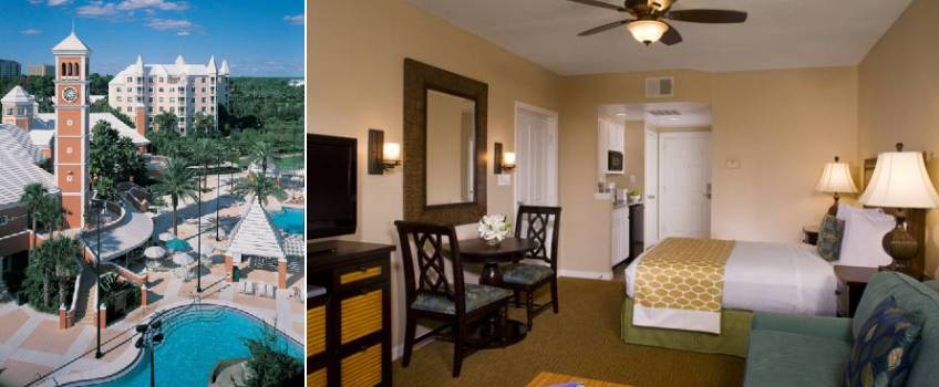 Hilton Grand Vacations Suites at SeaWorld em Orlando