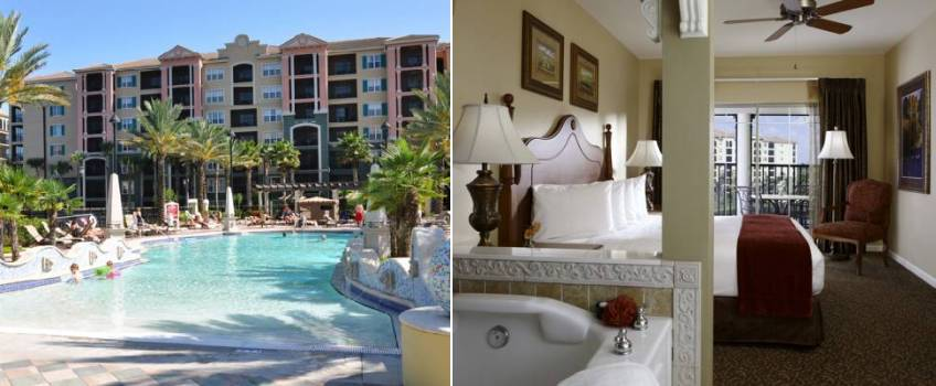 Hilton Grand Vacations Suites on International Drive em Orlando