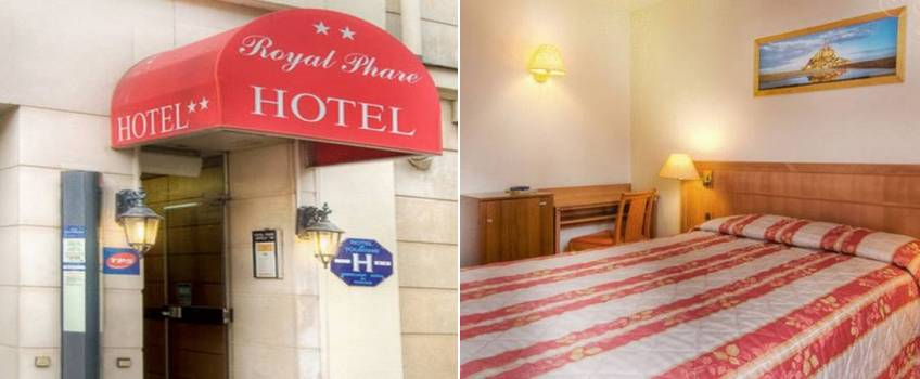 Hotel Royal Phare em Paris