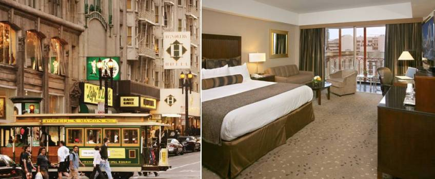 Handlery Union Square Hotel em San Francisco