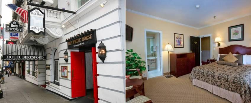 hot is baratos e bem localizados em san francisco dicas. Black Bedroom Furniture Sets. Home Design Ideas