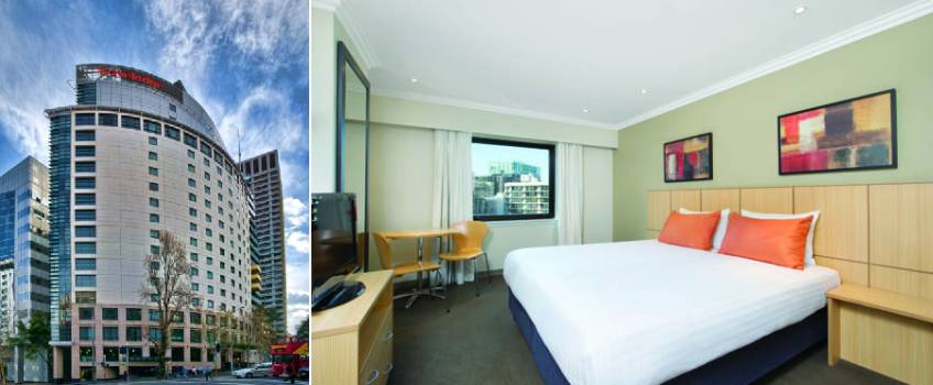 Travelodge em Sydney