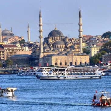 Os Melhores Albergues de Istambul na Turquia