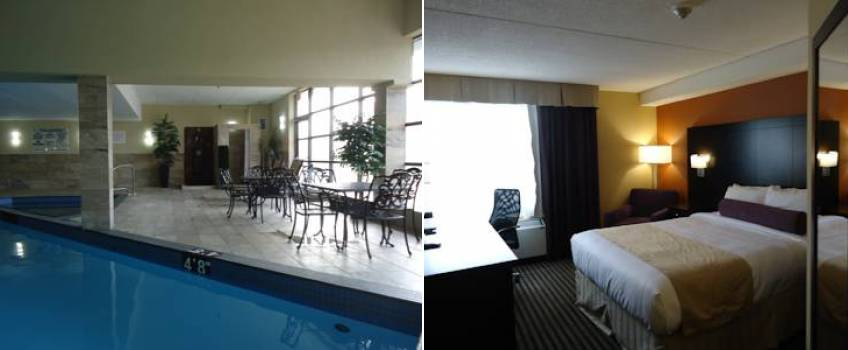 Best Western Plus North York Hotel & Suites em Toronto
