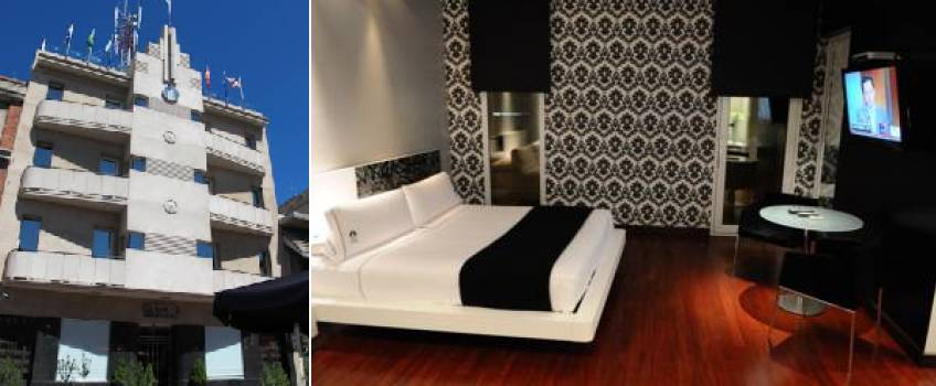 Os melhores hot is 4 estrelas de montevideo no uruguai for Boutique hotel 01
