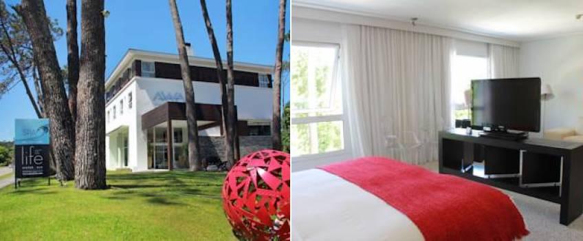 Hot is bons e baratos em punta del este no uruguai dicas for Awa design boutique hotel punta del este