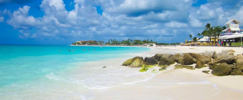 Os Melhores Resorts de Aruba em Palm Beach