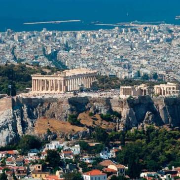 Hotéis Baratos com 3 Estrelas em Atenas na Grécia