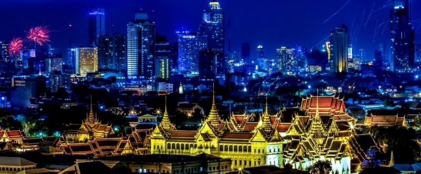 Os Melhores Hotéis no Centro de Bangkok na Tailândia
