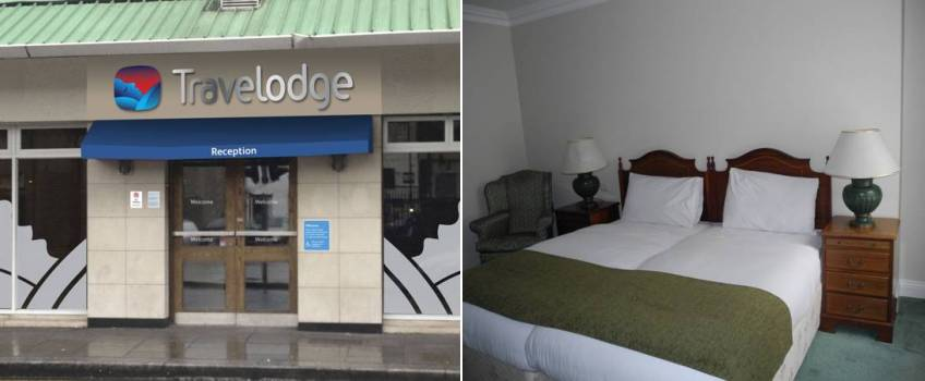Travelodge Stephens Green em Dublin