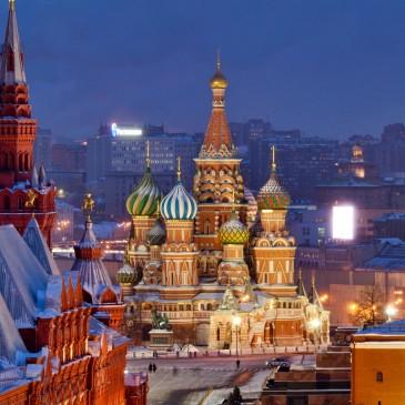 Os Melhores Hotéis 4 Estrelas em Moscou na Rússia