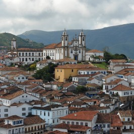 Os Melhores Hotéis em Ouro Preto, Minas Gerais