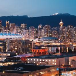 Os Melhores Hotéis 4 Estrelas no Centro de Vancouver, Canada