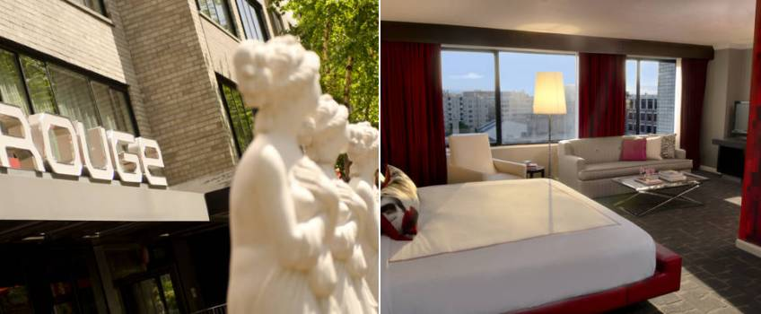 Rouge a Kimpton Hotel em Washington