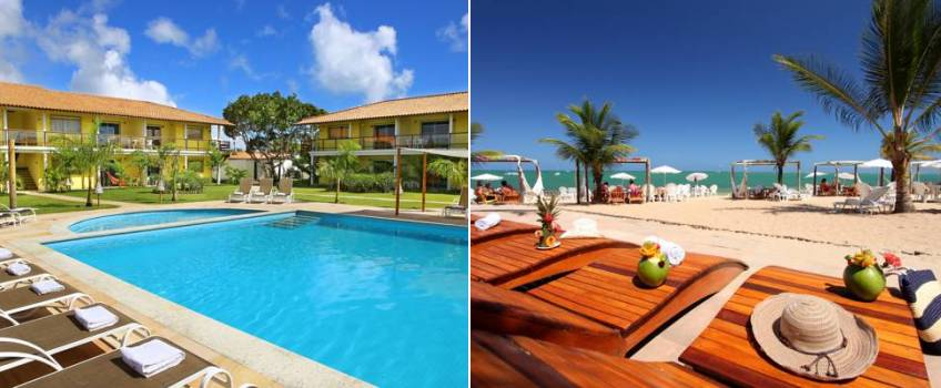 La Torre Resort All Inclusive em Bahia
