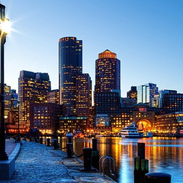 Os Melhores Hotéis 3 Estrelas de Boston nos EUA