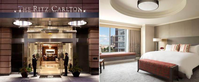 The Ritz-Carlton Common em Boston