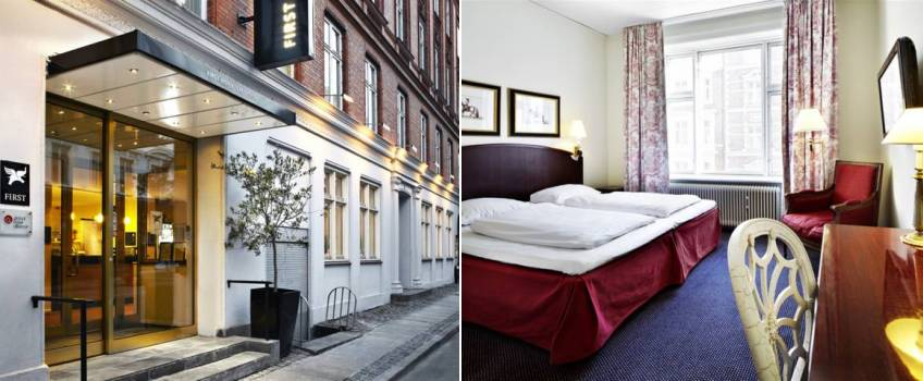 Hotéis Baratos e Bem Avaliados em Copenhague na Dinamarca - Dicas de Hotéis