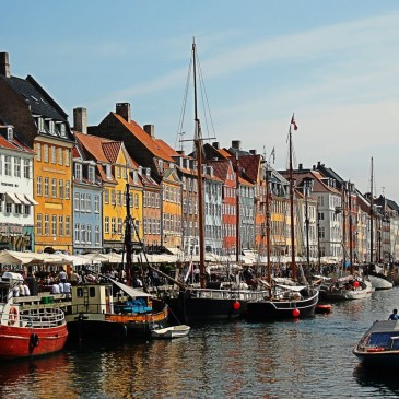 Hotéis Baratos e Bem Avaliados em Copenhague na Dinamarca