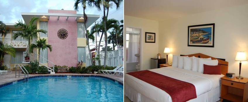 Alcazar Resort- Gay Mens Resort em Fort Lauderdale