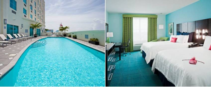 Crowne Plaza Hotel & Resorts Airport Cruise em Fort Lauderdale