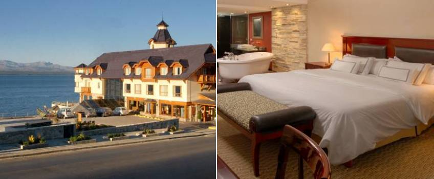 Cacique Inacayal~ Lake Hotel & Spa ~ em Bariloche