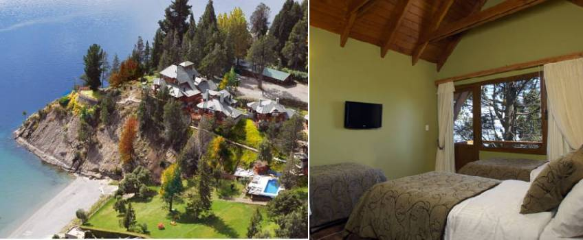 Charming Luxury Lodge & Private Spa em Bariloche