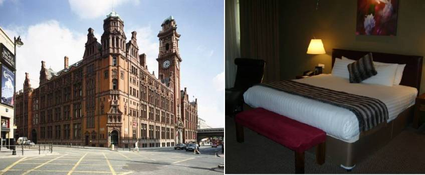 The Palace Hotel em Manchester