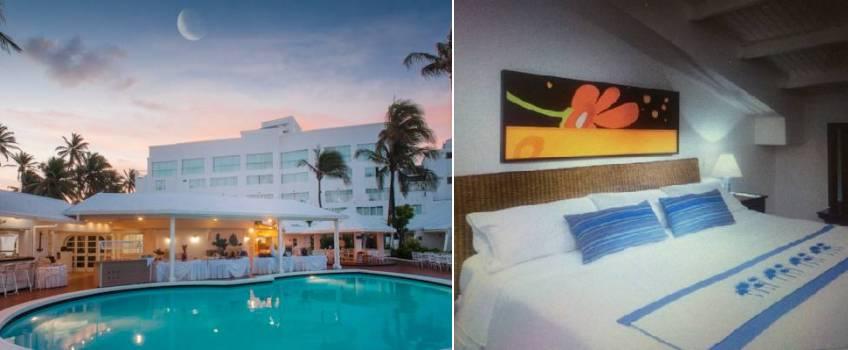 Os melhores hot is e resorts all inclusive em san andr s for Hotel casa blanca san andres