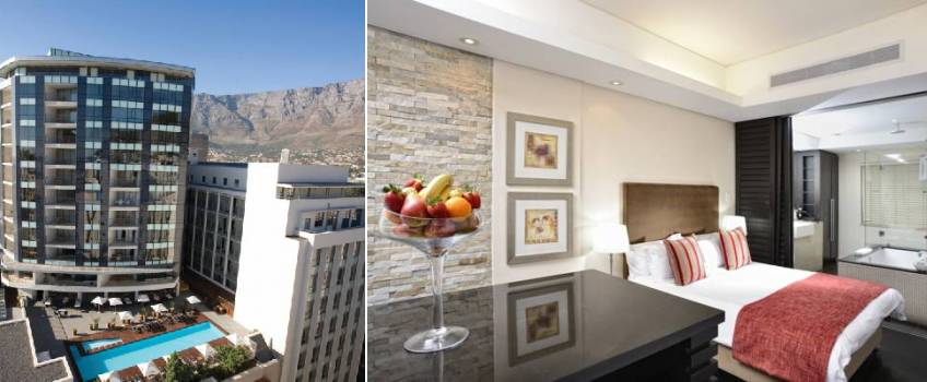 Three Cities Mandela Rhodes Place Hotel and Spa em Cidade do Cabo