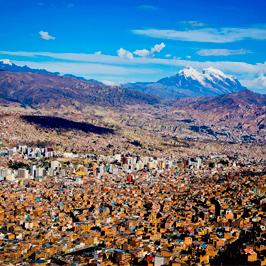 Hotéis 3 Estrelas com Ótimo Custo Benefício em La Paz na Bolívia