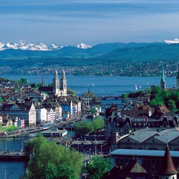 Hotéis com Ótimo Custo Benefício em Zurique na Suiça
