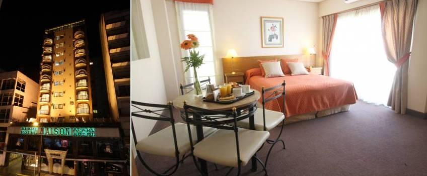 Os melhores hot is 3 estrelas em mar del plata na for Apart hotel maison