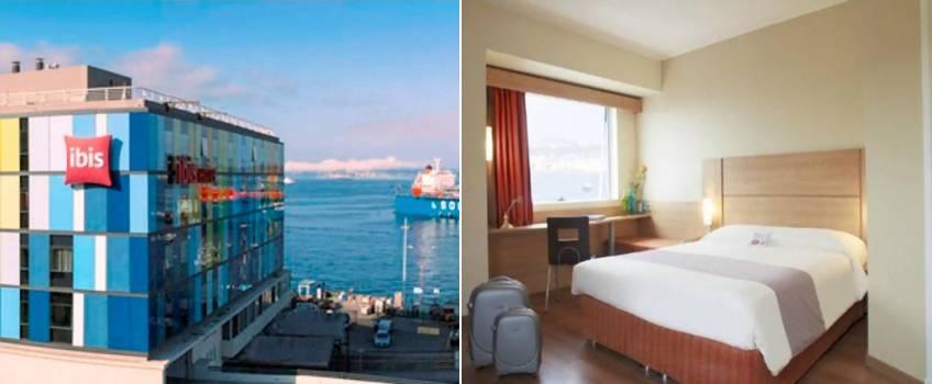 Onde se hospedar em valpara so no chile dicas de hot is for Hotel ibis valparaiso