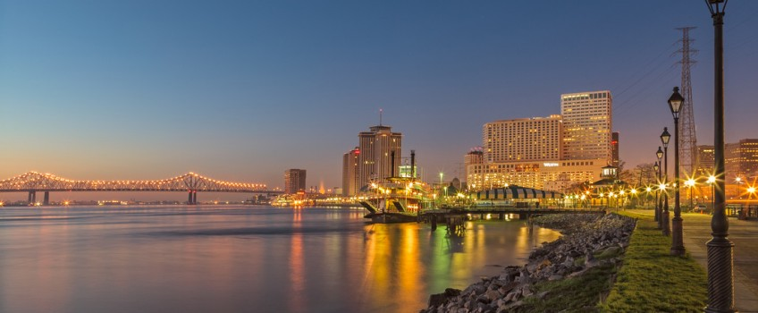 Hotéis 4 Estrelas no Centro de Nova Orleans