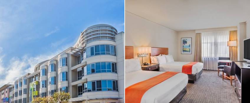Holiday Inn Express Hotel & Suites Fishermans Wharf em San Francisco