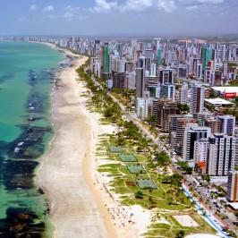 Os Melhores Hotéis na Praia de Boa Viagem em Recife