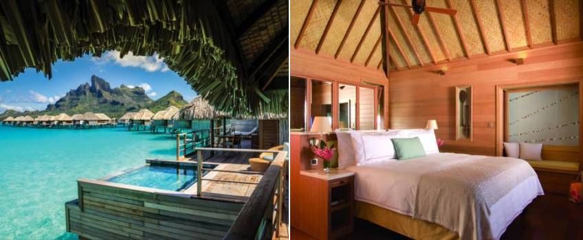 Four Seasons Resort em Bora Bora