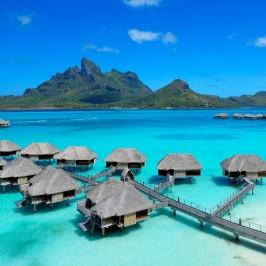 Os 10 Hotéis Mais Incríveis em Bora Bora, na Polinésia Francesa