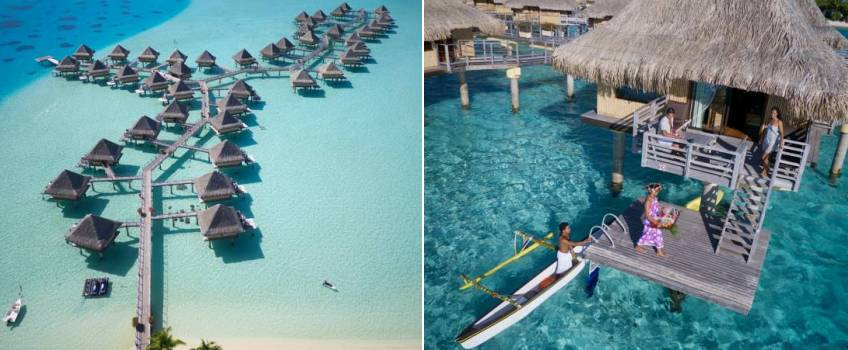InterContinental Le Moana Resort em Bora Bora