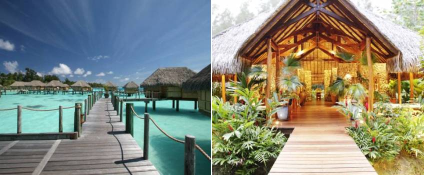 Pearl Beach Resort & Spa em Bora Bora
